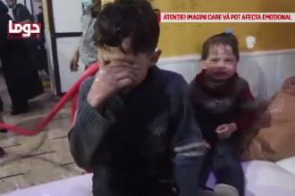 Rusia a blocat o rezoluție ONU de a desfăşura o anchetă privind folosirea armelor chimice în Siria