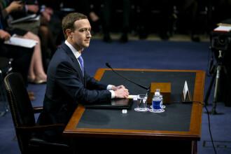 Detaliul de la audierea lui Zuckerberg care i-a amuzat pe internauți. FOTO