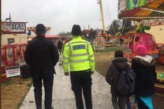 Incident într-un parc de distracții din Londra. O femeie a căzut de la înălțime