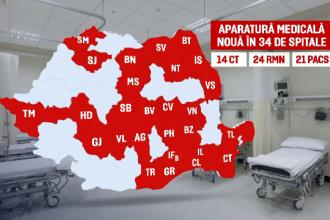 Programul de modernizare a spitalelor, decalat. Pacienții sunt tratați în condiții improprii