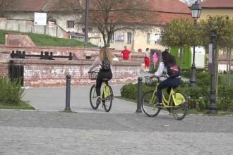 Orașe din România care au 100 km de piste pentru biciclete sau care le închiriază gratuit