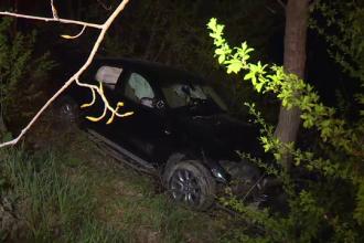 Cascadorie cu o șoferiță de 27 de ani, în Pipera. Femeia a refuzat proba cu etilotestul