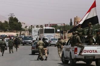 Armata rusă anunță victoria guvernului sirian în Bătălia din Ghouta Orientală