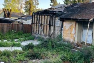 """Casa distrusă de foc, scoasă la vânzare cu 650.000 de €. """"Am primit mai multe oferte"""""""