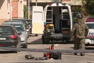 Bombă neexplodată, găsită în Prahova. Pirotehniştii o vor distruge