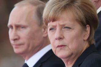 Angela Merkel: Criza migraţiei ar putea decide destinul Uniunii Europene