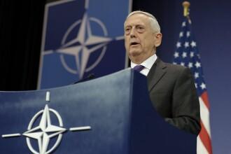 Şeful Pentagonului, despre un atac cu rachete în Siria.