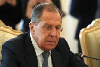 Serghei Lavrov, șeful diplomației ruse, vizită oficială în Coreea de Nord