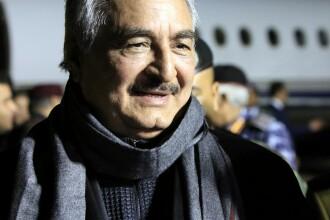 Mareşalul Khalifa Haftar, dictatorul militar al Libiei, ar fi murit la Paris