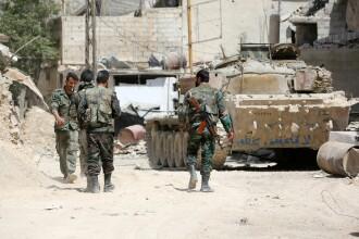 """Rusia le va permite miercuri accesul experților care anchetează """"atacul chimic"""" din Douma"""