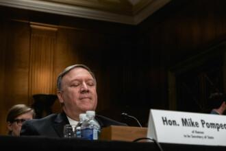 Şeful diplomaţiei americane: SUA vor garanta trecerea prin Strâmtoarea Ormuz