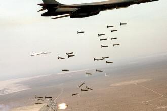 Avioane Tornado, bombardiere invizibile și rachete Tomahawk, folosite în atacul din Siria