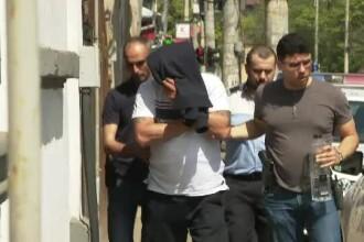 Bărbatul care a călcat o fetiţă pe trecere în Capitală, reţinut. Este recidivist