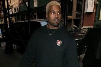 Kanye West scrie o carte de filosofie.