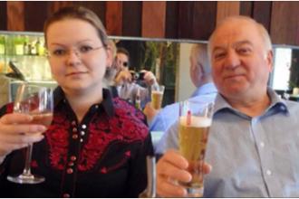 Serghei si Iulia Skripal, salvati de