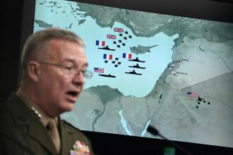 Bilanţul final al atacului din Siria. Sirienii nu ar fi reuşit să intercepteze nicio rachetă