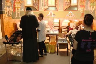 Enoriașii timișoreni, încurajați de Mitropolitul Banatului să doneze sânge