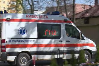 Un elev din Tulcea a dat Evaluarea din spital, după ce a fost lovit de o maşină