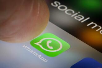 Utilizatorii WhatsApp, avertizați să-și facă update la aplicație. Grava problemă descoperită