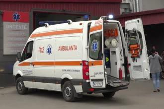 O femeie a murit subit pe treptele unei companii, în Arad. Victima era asistentă medicală