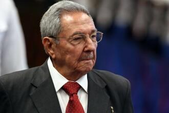Statele Unite impun sancțiuni împotriva fostului președinte cubanez Raul Castro