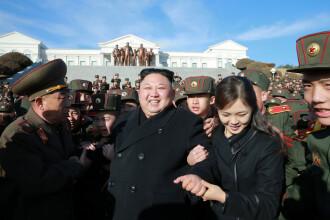 Soția lui Kim Jong-un, statut privilegiat în Coreea de Nord. I-a fost acordată o distincție fără precedent