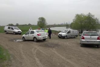 Trupul unui bătrân, găsit în râul Mureș. Polițiștii încearcă să descopere dacă a fost ucis