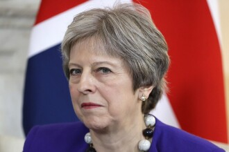 Theresa May: Marea Britanie se va pregăti pentru ieşirea din UE fără niciun acord