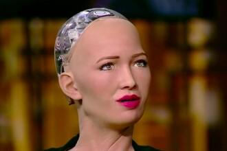 Creatorul robotului Sophia avertizează: Inteligența Artificială se va dezvolta, iar roboții se vor trezi!