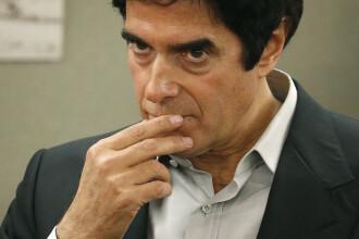 David Copperfield, obligat de judecători să-și dezvăluie un truc celebru