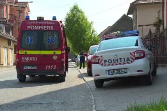 Un tânăr din Sibiu a ajuns la spital cu un cuţit în plămâni, după ce s-a certat cu soţia