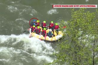 Anchetă amplă după decesul unui bărbat într-o cursă de rafting. Ce au descoperit autoritățile