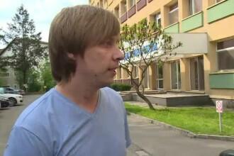 Două angajate ale spitalului din Bistrița, cercetate după ce fotograful moldovean a reclamat că i s-au furat 12.000 de euro