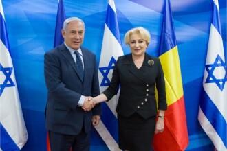 Cotidianul israelian Haaretz scrie că România participă la ceremonia de deschidere a ambasadei SUA în Ierusalim