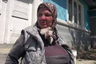 Bătrân acuzat că a vrut să violeze o vecină de 80 de ani în curte, de faţă cu copiii