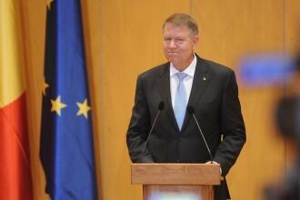 Iohannis: modificarea legilor justiţiei şi detenţia de weekend sunt