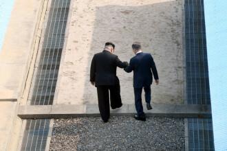 AFP: Elemente-cheie ale declaraţiei semnate de Kim Jong Un şi Moon Jae-in, la finalul summitului