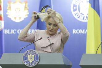 Viorica Dăncilă se consideră amenințată de președintele Klaus Iohannis