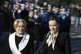 Carmen Dan către Iohannis: Ghinion, domnule preşedinte, dar doamna premier nu va demisiona!