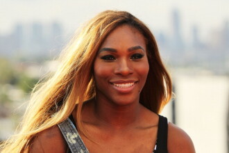 """Serena Williams consideră sexiste declaraţiile lui Ion Ţiriac despre greutate ei. """"O să mă cert cu el"""""""