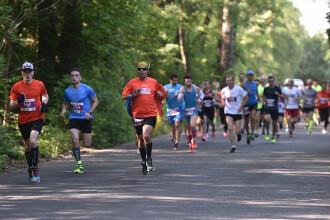 Semimaratonul și crosul Băneasa Forest Run