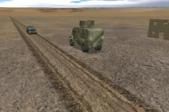 ANIMAȚIE GRAFICĂ. Cum s-a produs atentatul din Kandahar, în care opt militari români au fost răniți