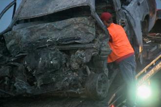 Formație ucisă într-un accident auto cumplit după ce un șofer a intrat pe contrasens
