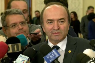 """Ministrul Toader, întrebat de ce nu dă OUG pe justiție: """"Înțelegeți ceea ce considerați"""""""