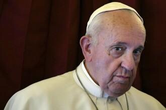 Papa Francisc s-a întâlnit cu echipa SPP care îi va asigura paza în România
