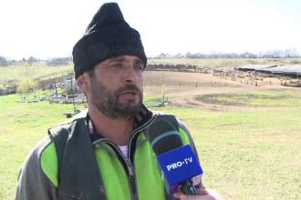 """Motivul pentru care un crescător de oi caută ciobani străini: """"Turci, maghiari, orice"""""""