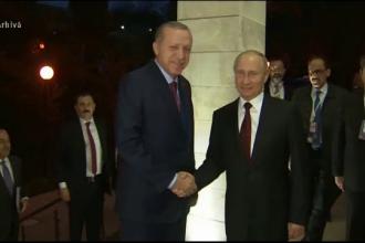 """Măsurile luate de SUA pentru a """"pedepsi"""" turcii că iau rachete de la Putin"""