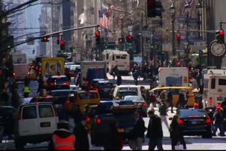 Taxă pentru aglomerație în New York. Ce sumă trebuie să plătească șoferii