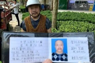 """FOTO viral. Un șofer avea """"permisul"""" scris și desenat de el. Ce a pățit și cum a explicat"""