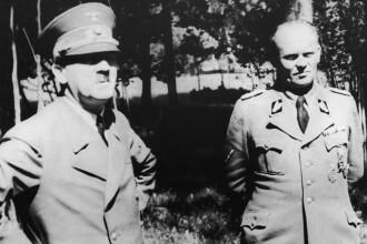 Ultimele cuvinte ale lui Hitler inainte sa se sinucida. Dezvaluirea pilotului sau